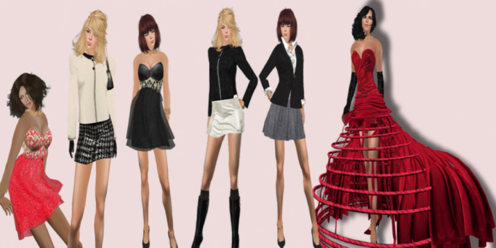 MEB Winter 2012 Collection is out!!MEB is proud to present its WINTER 2012 COLLECTION: 6 new outfits, mesh or partially mesh, to look graceful and classy in everyday life and at formal events.