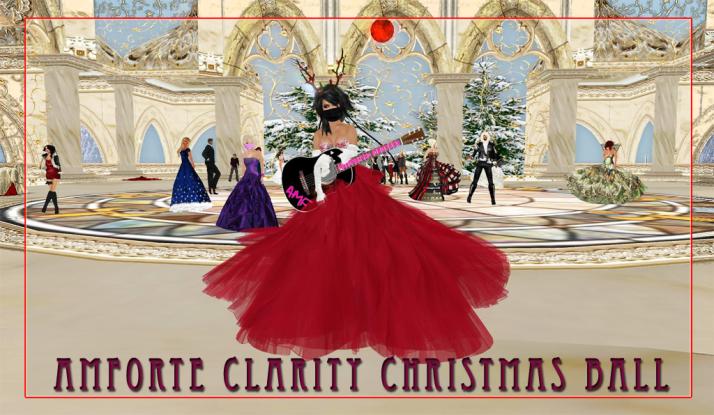 AMForte at the Two Moon Paradise Christmas Ball