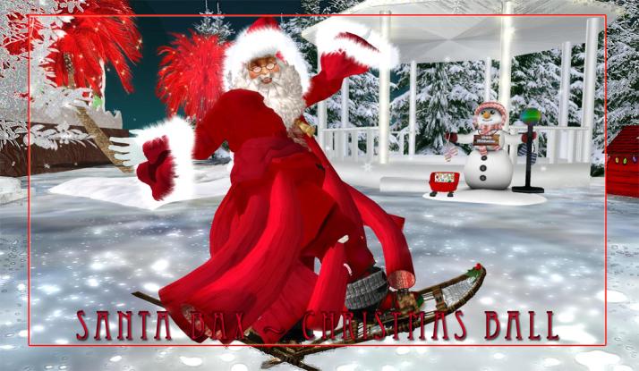 Santa Bax will be playing at the Two Moon Paradise Christmas Ball 12/25/2012