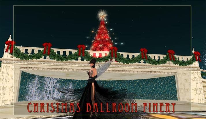 Christmas Ball 2012 at Two Moon Paradise