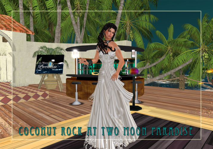 Join Shiran and the Two Moon Paradise Crew for live music events and fun at Coconut Rock Club