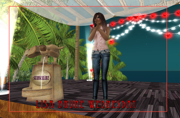 Lisa Brune Wednesday at Coconut Rock Two Moon Paradise