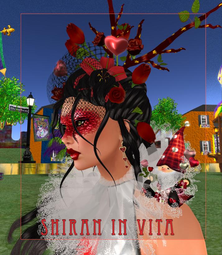 Shiran Sabra celebrating two holidays in one week!