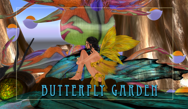 Ride butterflies, interact with storybooks, sit and relax or dance in the Butterfly Ballroom at Two Mon Paradise Butterfly Garden