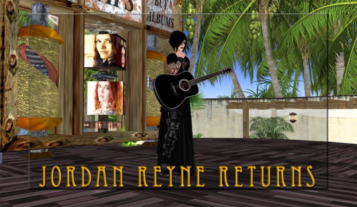 Jordan Reyne Returns to Two Moon Paradise. Come be amazed!