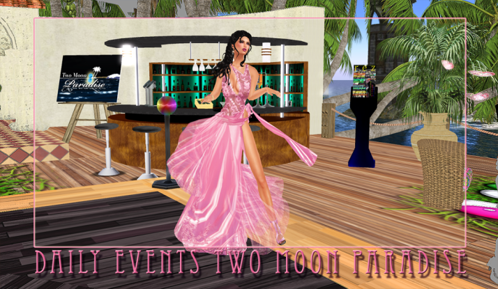 Join us for music and dancing at Two Moon Paradise