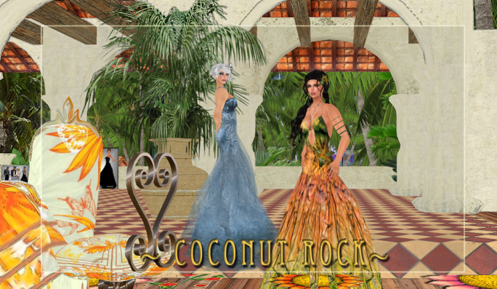 Shiran Sabra and Argus Collingwood invite you to Coconut Rock Two Moon Paradise where fashion meets fun