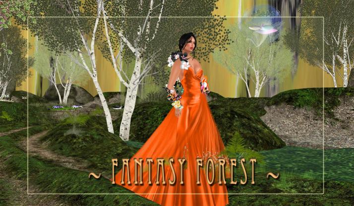 Join Shiran Sabra and the Two Moon Paradise Family in the Fantasy Forest Two Moon Paradise
