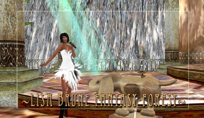 Lisa Brune ~ Wednesday Two Moon Paradise