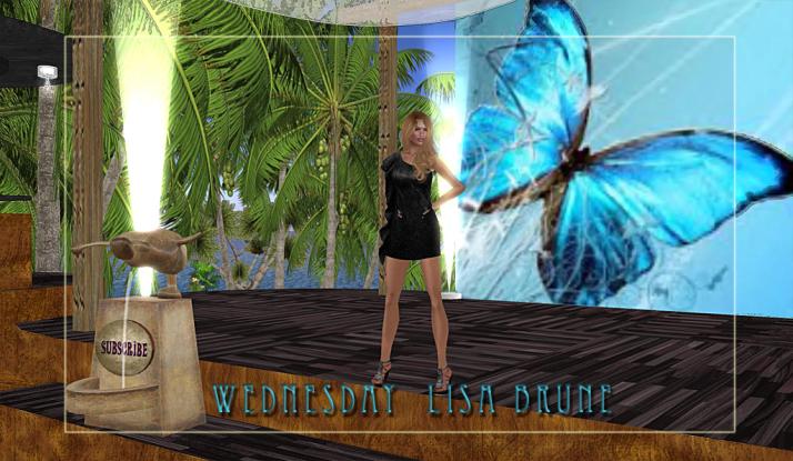 Join us on Wednesdays for Lisa Brune & Shay Sunnyside!