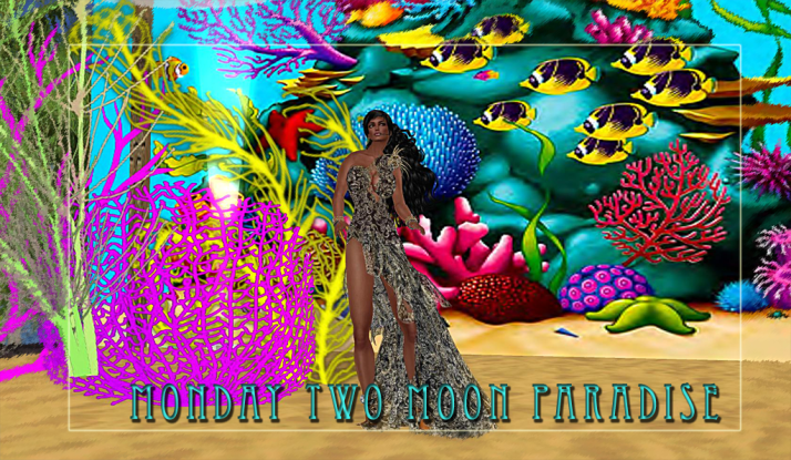 CeCi Dover and Lisa Brune kick off the week Mondays at Two Moon Paradise