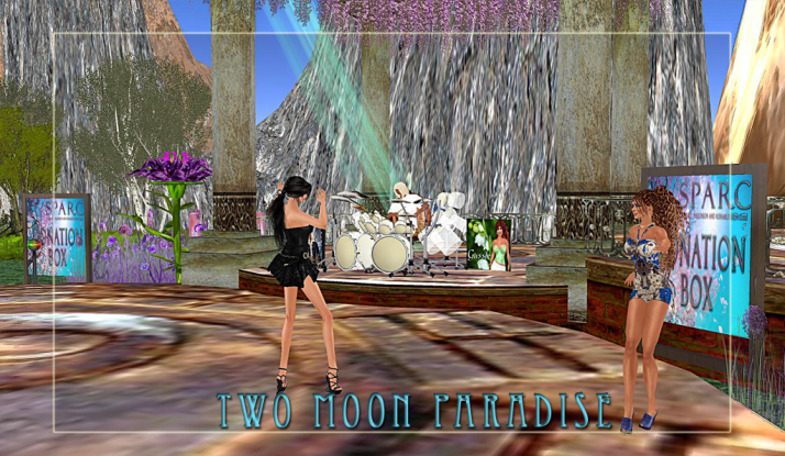 Relax with us on Sundays at Two Moon Paradise