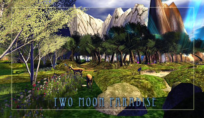 Come relax Fridays at Two Moon Paradise where Fall is in the air