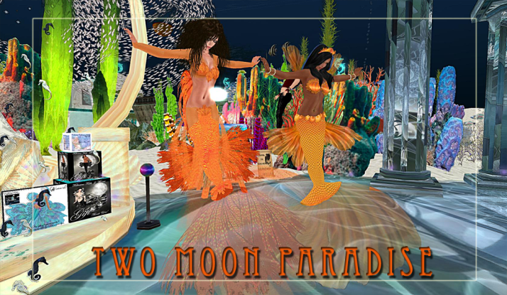 Shay Sunnyside Mer Garden Dance Parties Wednesdays at Two Moon Paradise
