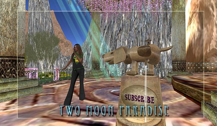 Lisa Brune Wednesdays 3-4 PM SLT Two Moon Paradise