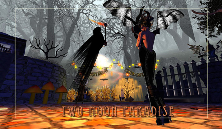 Halloween Haunt at Two Moon Paradise
