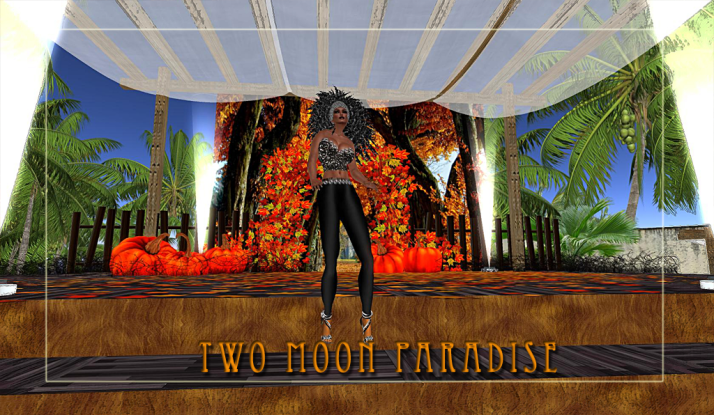 Mondays are lovely lady days at Two Mon Paradise with CeCi Dover and Lisa Brune starts 2 PM SLT