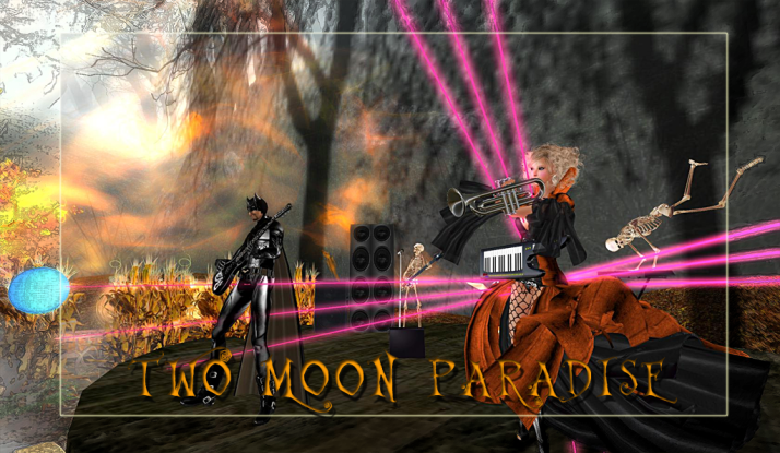 Join AM Quar and the Marvelous on Saturdays at Two Moon Paradise