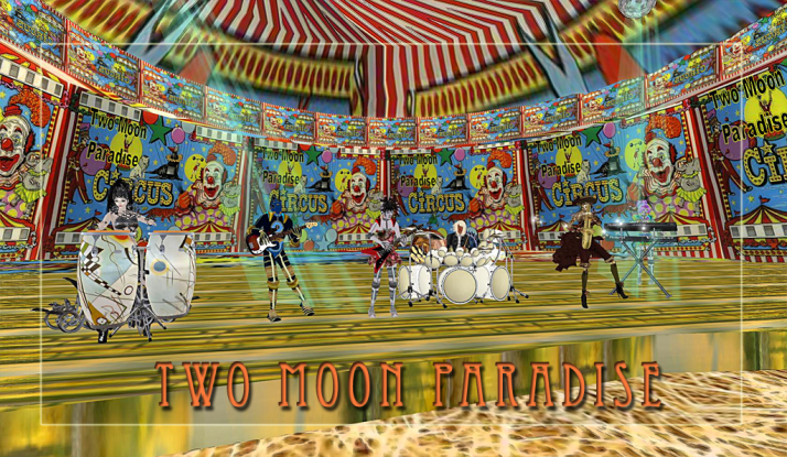 Join Farr & The Robots on Tuesdays at Two Moon Paradise .. Live at 5