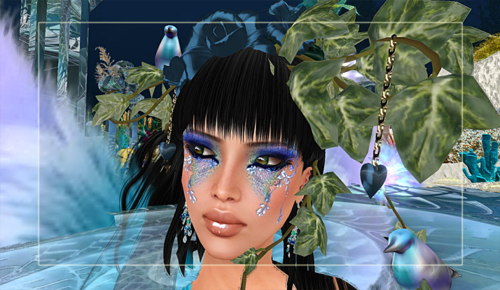 Join us Tuesdays in the Mer Garden at Two Moon Paradise from 3 PM SLT until 4