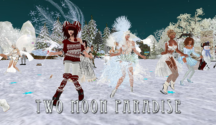 Special Snowflake Contest Thursdays come dress up and dance:)