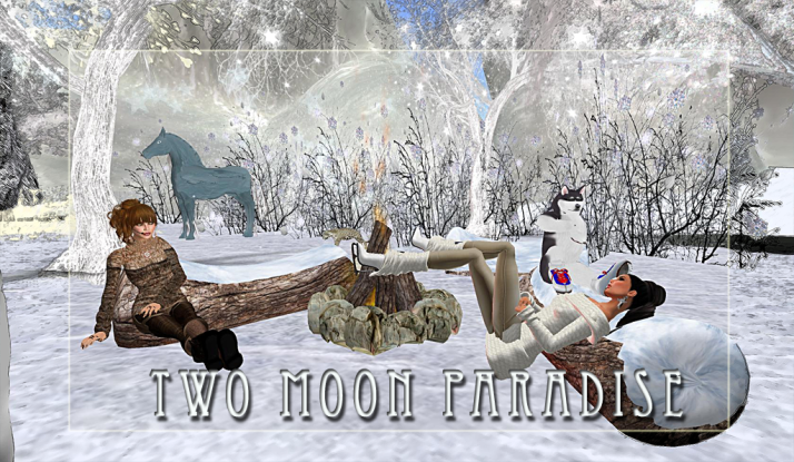 Come relax and Ice Fish on Fridays at Two Moon Paradise