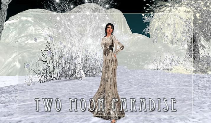 Join Shiran Sabra and the Two Moon Paradise Family at Winter Wonderland