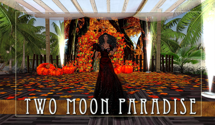 CeCi Dover and Lisa Brune Mondays at Two Moon Paradise starting at 2 PM SLT
