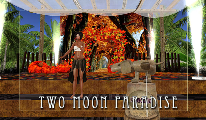 CeCi Dover and Lisa Brune start the week out at Two Moon Paradise