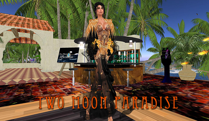 Join us Saturdays at Two Moon Paradise for a Saturday Night dose of Max Kleene