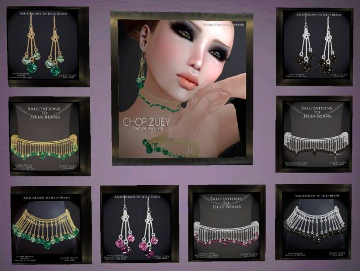 New Items at Shanti's Chop Zuey Outlet ~ Two Moon Paradise