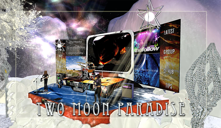 Photos from the November 23rd 2013 Two Moon Paradise Presents The Follow
