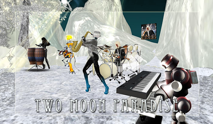 Farr and The Robots with Kellie and The Funky Feats on Tuesdays Live @ 5