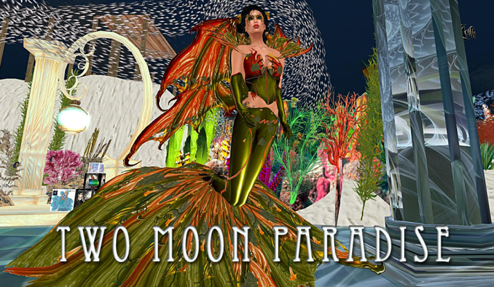 Join Shiran Sabra and The Two Moon Paradise Mer Garden Party Family on Tuesdays and Wednesdays