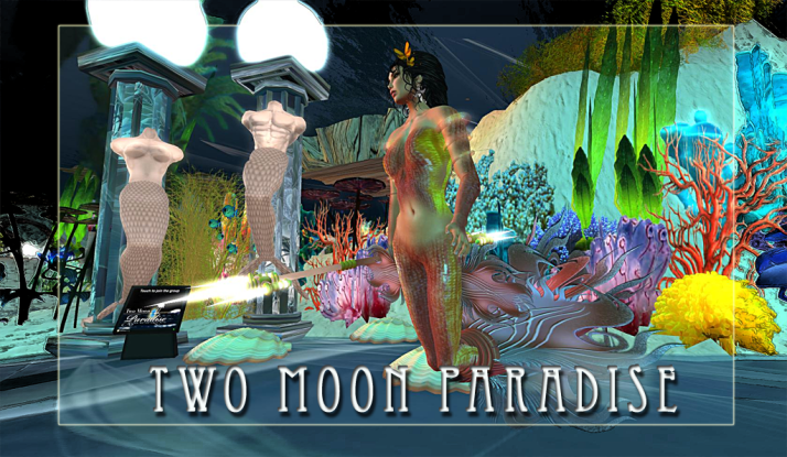 Mer events on Tuesdays and Wednesdays in Mer Garden at Two Moon Paradise