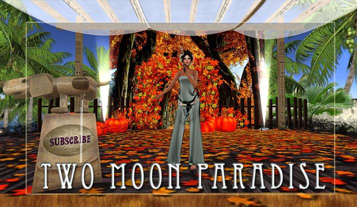 Lisa Brune on Mondays and Wednesdays at Two Moon Paradise 3 PM SLT