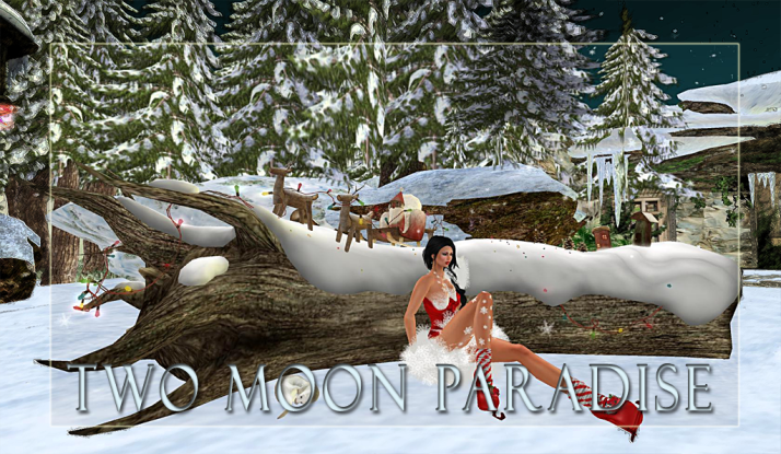 Come relax and Ice Fish with us Fridays at Two Moon Paradise