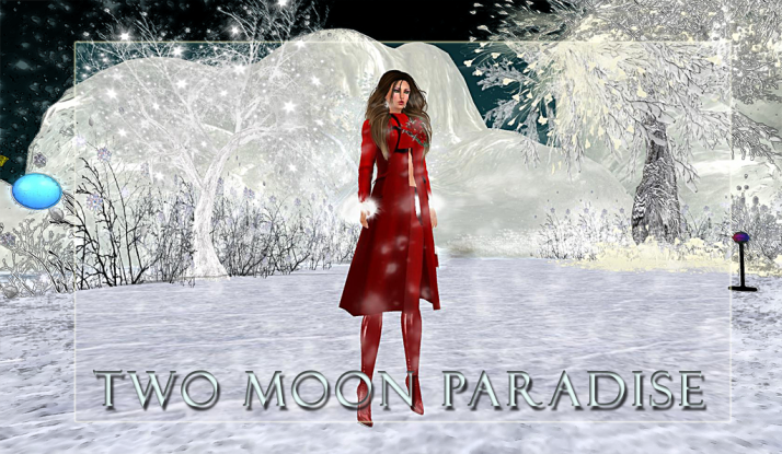 Join Shiran Sabra and The Two Moon Paradise Family and help us celebrate the Holidays!