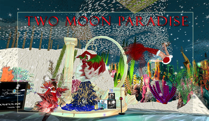Mer Events on Tuesdays and ednesdays at Mer Garden Two Moon Paradise