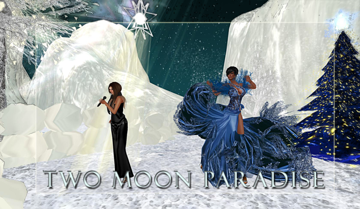 CeCi Dover and Lisa Brune Mondays starting at 2 PM SLT Two Moon Paradise
