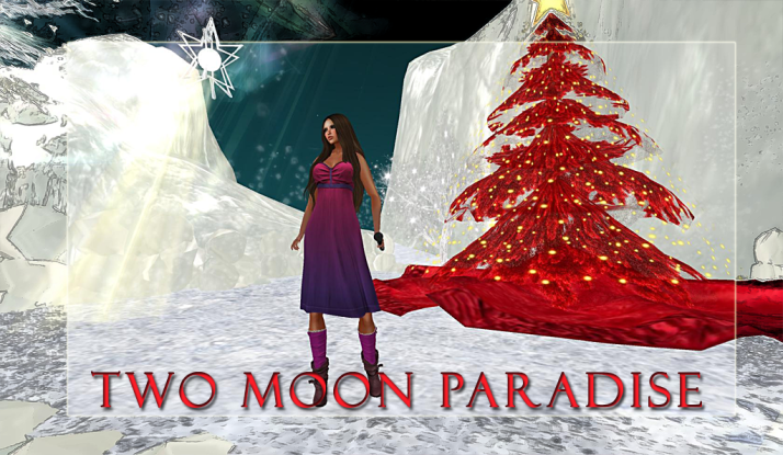 Mondays with CeCi Dover and Lisa Brune starting at 2 PM SLT Two Moon Paradise