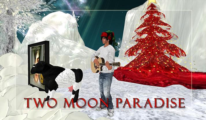 Max Kleene Saturdays at Two Moon Paradise