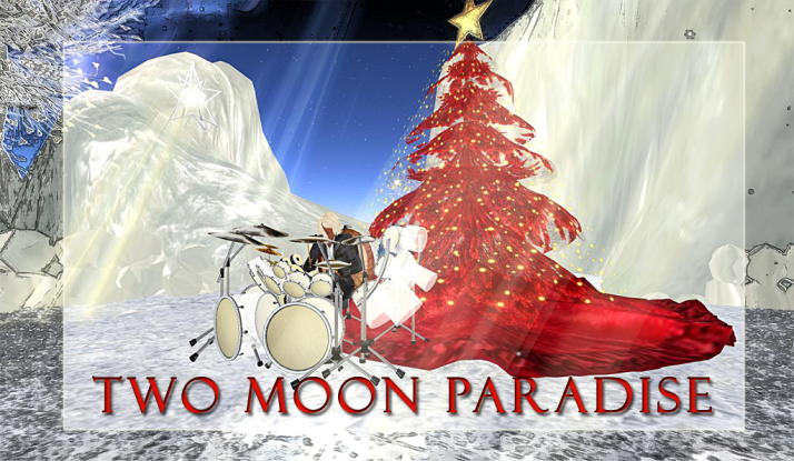 Farrokh Vavoom starting noon on Sundays at Two Moon Paradise