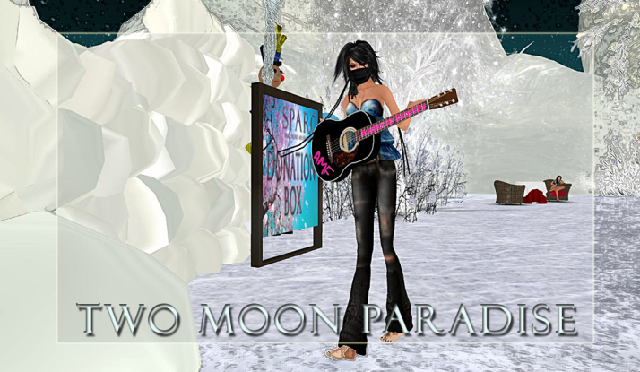AMForte Clarity plays Thursdays at 4 PM SLT Two Moon Paradise