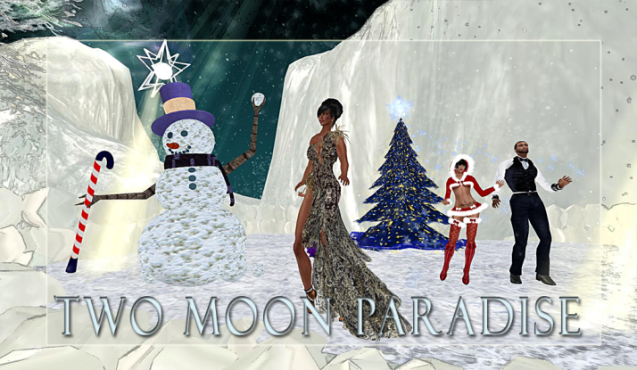 CeCi Dover, Lisa Brune and Shay Sunnyside Wednesdays with Farr playing a Christmas Set Monday - Thursday @ 11 AM SLT