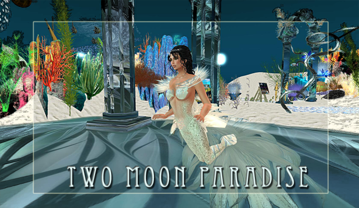 Join us Tuesdays and Wednesdays for Mer Dances at Two Moon Paradise