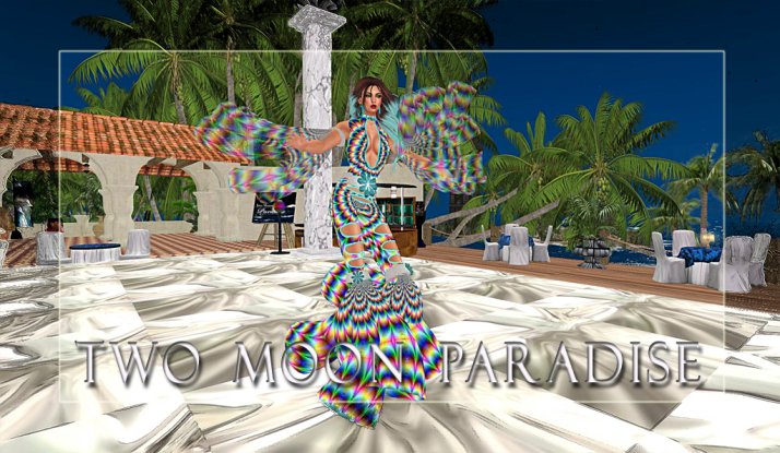 Shiran shows us how to be a Disco Diva at Two Moon Paradise