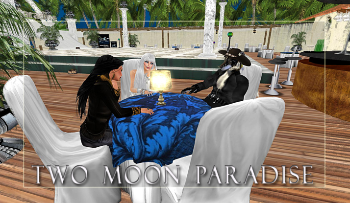 Meet up with old friends and make new ones at Two Moon Paradise