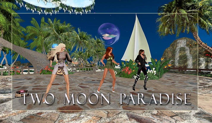 Come dance at Pelican Beach at Two Moon Paradise see old friends and make new ones:)