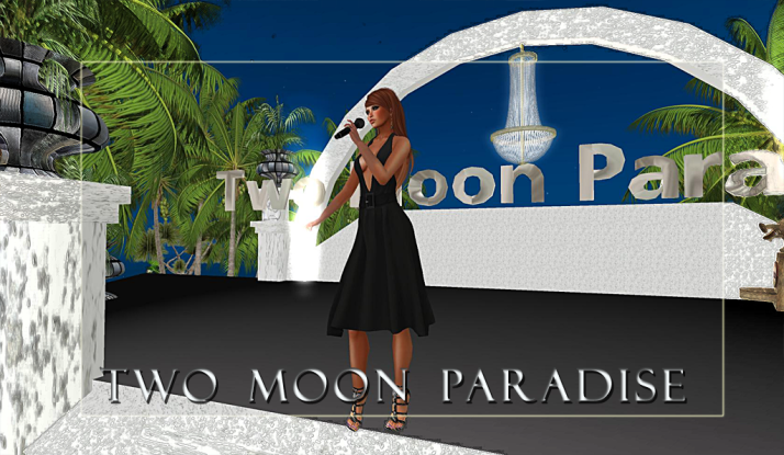 Lisa Brune Monday at Two Moon Paradise 3 PM SLT